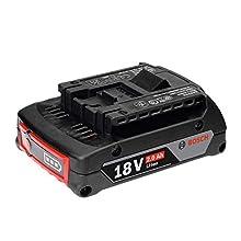 Bosch Professional 18V System Akku GBA 18V 2.0Ah