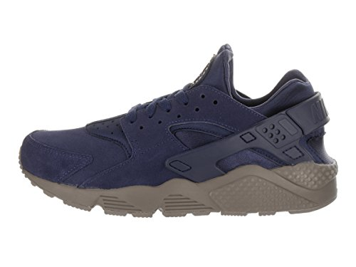Nike - Basket Air Huarache Run Se 852628 - 400 Bleu Bleu