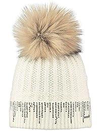 ddc899794f0e Amazon.fr   Bonnet Pompon Fourrure - Barts   Vêtements