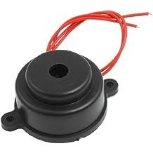 Negro Carcasa AC 220 V 2 22 cable Industrial electrónico alarma 80 db