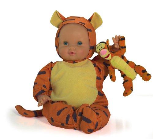 Famosa Disney Baby Puppe mit Tigger Kostüm Weiches Spielzeug Und (700002040)
