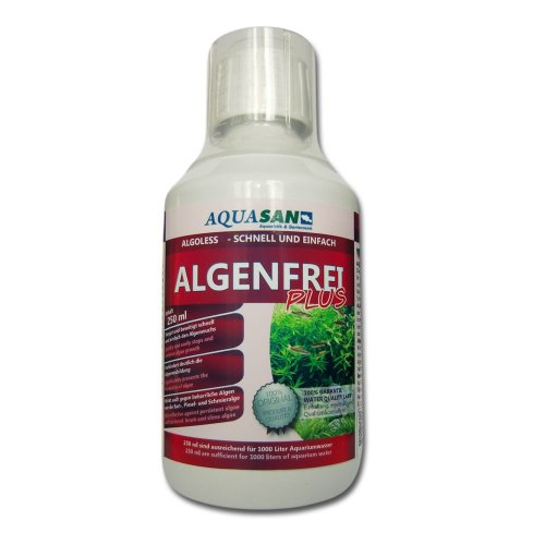 AQUASAN Algoless Algenfrei Plus 250 ml