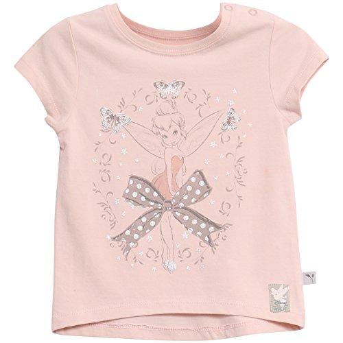 Wheat Baby-Mädchen T-Shirt Tinker Bow, Rosa (Powder 2400), 86 (Herstellergröße: 18m) (T-shirt Bell Mädchen)