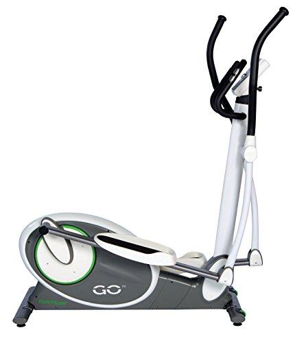 Tunturi Rear-Wheel Drive Cross R go 70Exercise Cross Trainer with 14GCR70000Generator