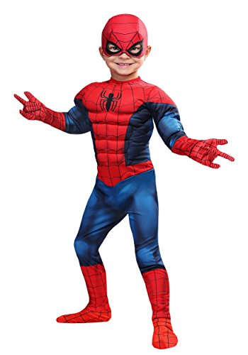 Marvel Spider-Man Toddler Fancy Dress Costume X-Small