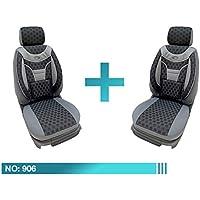 Sitzbezüge Sitzbezug Schonbezüge für Hyundai ix35 Dunkelgrau Sportline Set