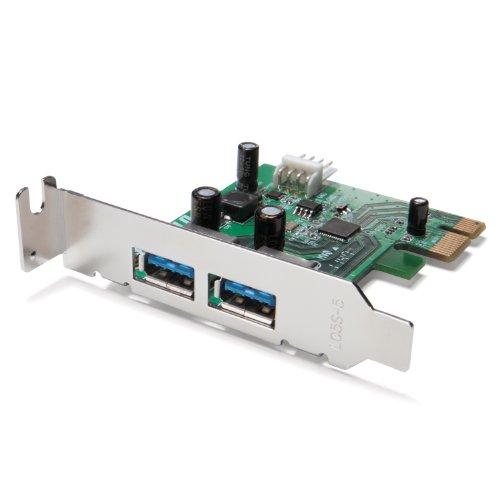Buffalo USB 3.02-Port PCI-Express Interface Board (ifc-pcie2u3s2)