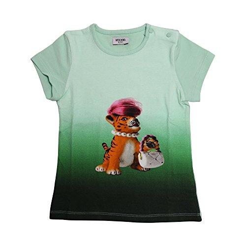 Altana s.p.a. moschino t-shirt bambina taglia 2 anni