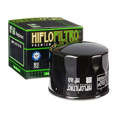Preisvergleich Produktbild Hiflo Motorrad-Ölfilter,  Originalprodukt,  OE-Qualität HF160