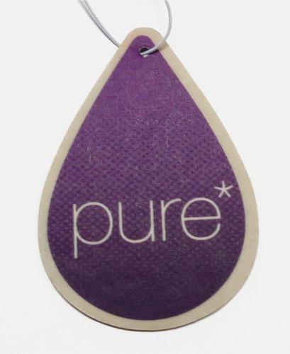 Preisvergleich Produktbild Puredrop* * Black Currant * Lufterfrischer in schwedischem Design, neu, für Auto und Wohnung, patentierte Technologie, Einführungspreis