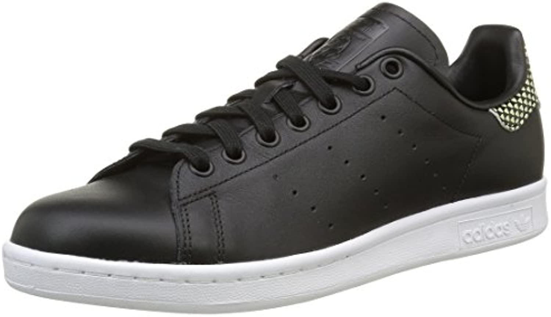 adidas Stan Smith Black Black White - 2018 Letztes Modell  Mode Schuhe Billig Online-Verkauf