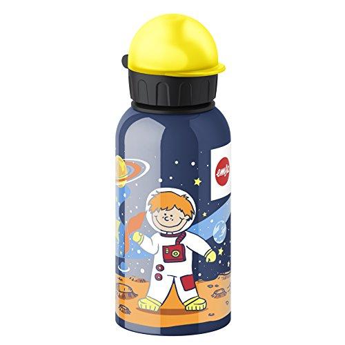rinkflasche, 400 ml, Sicherheits-Verschluss, 100% dicht, Kids Astronaut ()