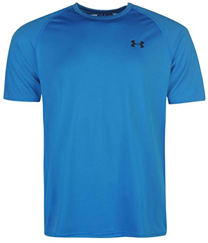 Under Armour Herren T-Shirt blau (brilliant blue)