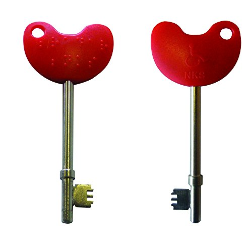 Price comparison product image NKS Disabled Key Radar Key Qty 2 Pack