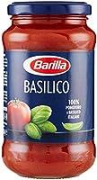 Barilla Sugo al Pomodoro e Basilico Salsa Pronta, Senza Glutine - 400 gr