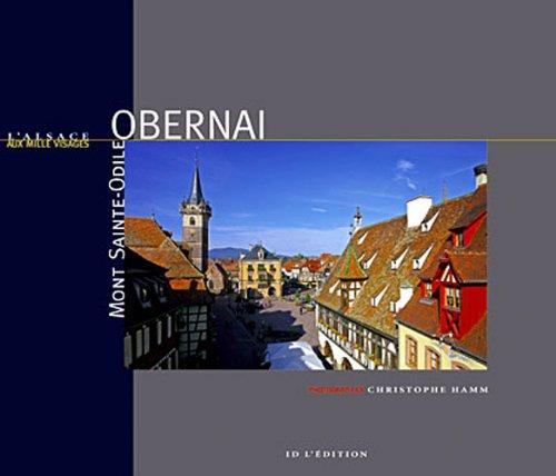 Obernai & le mont Saint-Odile par Christophe Hamm