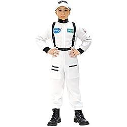 WIDMANN Widman - Disfraz de astronauta para niño, talla 5-7 años (W1100-S)