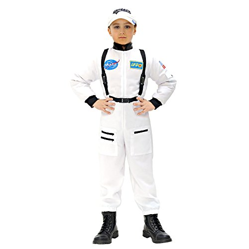 Widmann 11006 - Kinderkostüm Astronaut, Overall, -