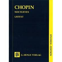 Nocturnes: Studien-Edition