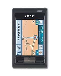 Acer e310 Satellite Navigation UK Mapping