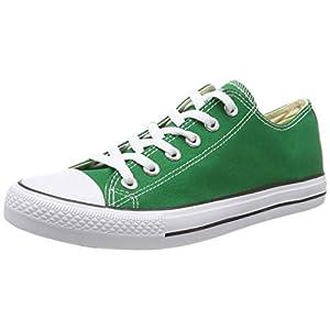 Elara Unisex Sneaker | Bequeme Sportschuhe für Herren und Damen | Low top Turnschuh Textil Schuhe Chunkyrayan