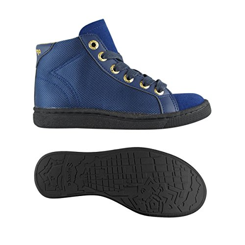 Sneakers - 4531-nylsuej - Bambini Blue