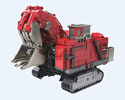 Transformers Toys Studio Series 55 Leader Class Revenge of the Fallen Constructicon Scavenger Action Figure - Kids Ages 8 and up, 8.5-Inch
