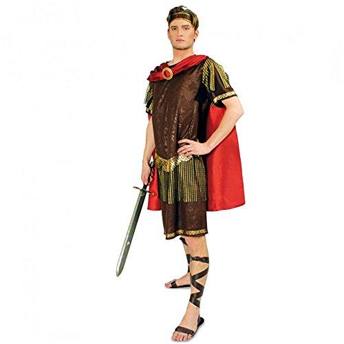Antikes Kostüm Spartacus Gr. 58/60 Römer Gladiator Imperator Herrscher Karneval