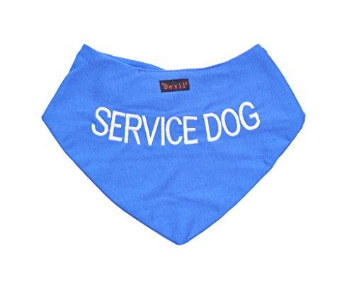 Hunde-Halstuch, Aufschrift