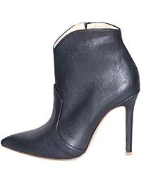 godere di un prezzo economico sfoglia le ultime collezioni prezzo ragionevole Amazon.it: tronchetti neri donna - Stivali / Scarpe da donna ...