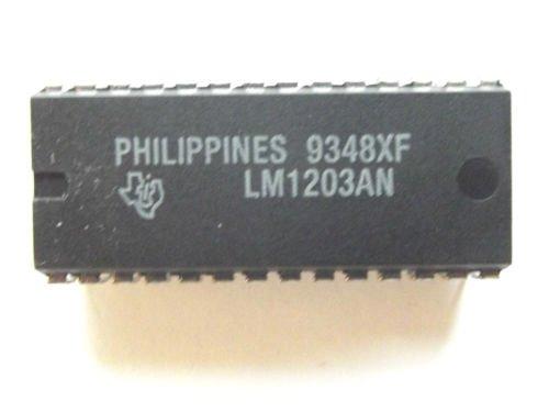 Triple-kondensator (National lm1203an Video AMP Triple 13.2V 28-pin Pdip)