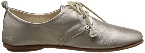 Pikolinos CALABRIA 917-3 Damen Oxford Schnürhalbschuhe Silber (ONYX)