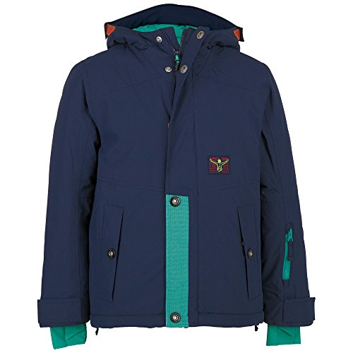 Chiemsee Kinder Barney J Ki Snowjacket Boys, Dress Blue, 152