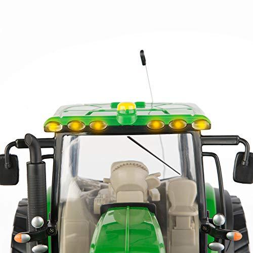 R/C John Deere Traktor - 6