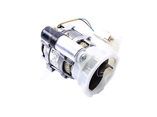 Hobart Drucksteigerungspumpe HANNING Typ UP30 für Spülmaschinen Länge 135mm 220-240V 100W 50Hz 1-phasig 4µF Ausgang ø 26mm Kit Nachspülpumpefür Hobart Hauben-Spülmaschine