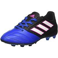 Adidas Ace 17.4 FxG J, Chaussures de Futsal Mixte Enfant