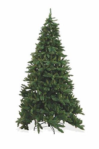 Galileo Casa Baviera Albero di Natale, Pvc, Verde, 135x135x210 cm
