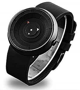 TIMESOON Dazon Analogue Arrow Silicon Men's Watch