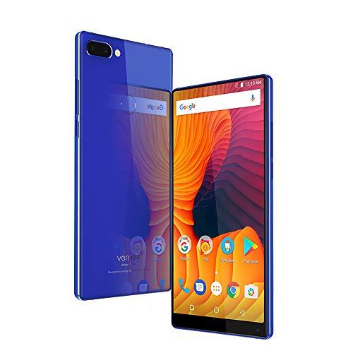 Vernee MIX 2 Teléfono móvil de 6 pulgadas FHD + 2160 * 1080 Pixels Helio P25 Desbloqueo de huellas dactilares de...
