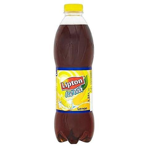 Lipton Ice Tea Lemon (1.25L) - Paquet de 2
