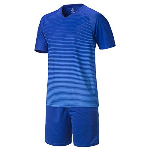 Équipement de football DAYU - Pour enfants et adultes - Maillot et pantalon d