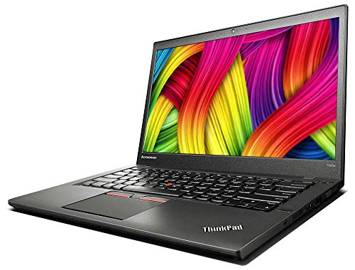 Lenovo ThinkPad T450s | Intel i7 | 2.6 GHz | 20 GB | 240 GB SSD | 1920x1080 IPS | 14 Zoll | Web Cam | Windows 10 | (Zertifiziert und Generalüberholt) S2Y (Laptop Lenovo I7 14)