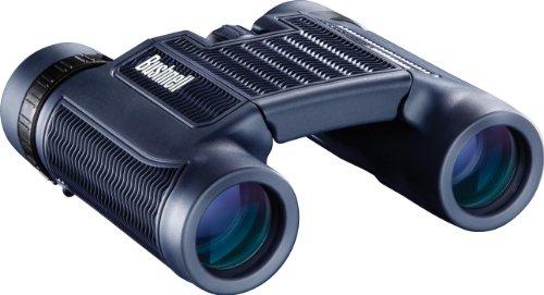 Bushnell H2O 10 cm x 25 mm Prismático, Unisex, Azul, Talla Única