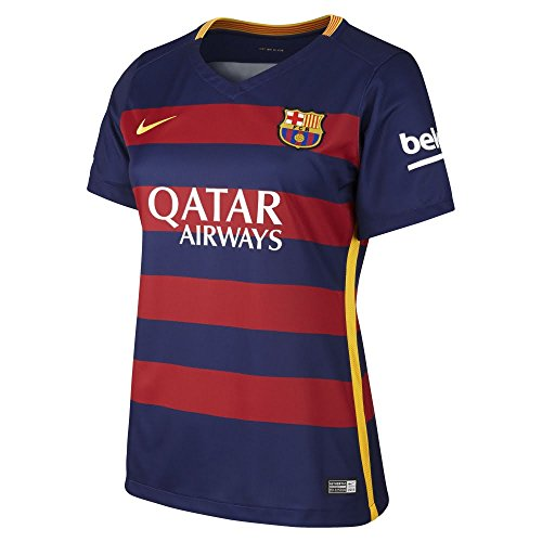 FC Barcelona Trikot Home 2015/16, Frauen Größe S Damen Trikot Barcelona