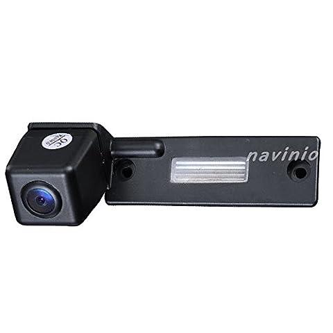 Navinio Caméra de recul voiture IP67 étanche couleur haute définition