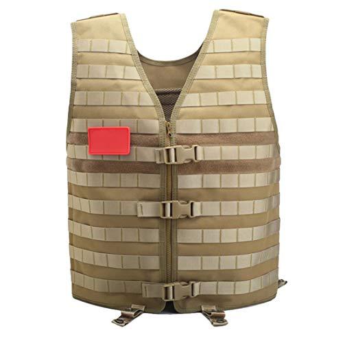 YAHAMA Leicht Military Weste Modular Taktisch Army Weste Schutzweste für Airsoft/Paintball/CS/Outdoor