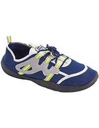 AQUA-SPEED® Aqua Chaussures 19 A/B (40-45 Homme Surfing Natation Plongée Kayak Piscine)