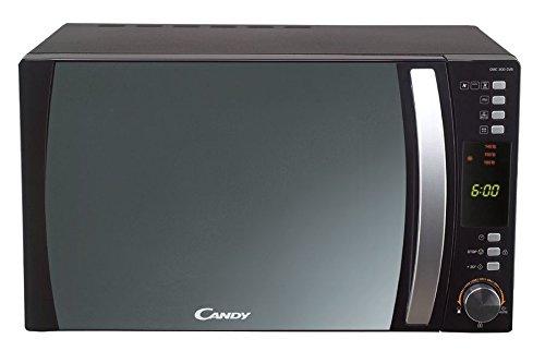 Candy cmxc 30dcvb piano di lavoro microonde con grill 30l 900w nero forno a microonde