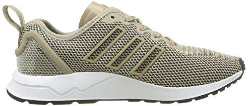 adidas Zx Flux Adv, Espadrilles Homme Doré (Gold/White/Black)