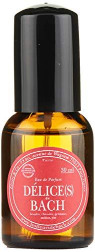 Elixirs & Co Eau de Parfum Délice aux Fleurs de Bach Flacon Vaporisateur de 30 ml Bio